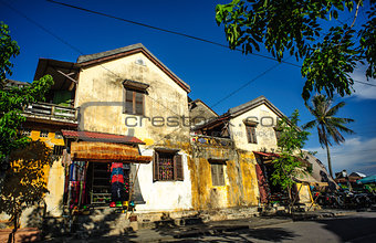 Ancient house - Hoi An town - Quang Nam province