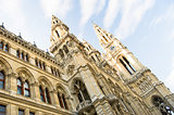 Vienna City Hall, Austria
