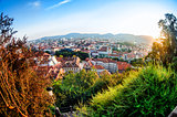 View of Graz city
