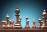Chess King Piece