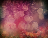 Colourful Bokeh grunge background