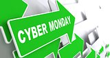 Cyber Monday on Green Arrow.