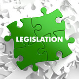Legislation on Green Puzzle.