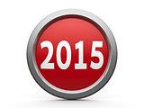 Icon calendar 2015