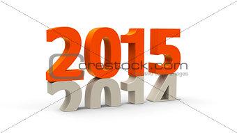 2014-2015 orange