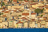 Old town of Sibenik waterfront