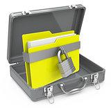 the secure folder