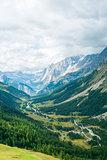 Val Ferret, Italy