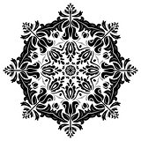 Orient  Pattern. Abstract Background