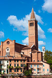 Church of Santa Anastasia - Verona Italy