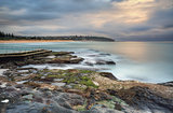 South Curl Curl seascape
