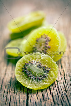 candied kiwi fruit