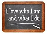 positive affirmation words