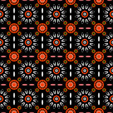 Design seamless colorful decorative pattern