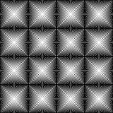 Design seamless square trellised pattern