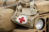 Military pharmacy kit
