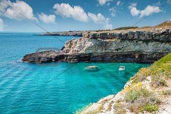 Beautifu Southern coast of Italy