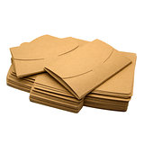Brown paper envelopes