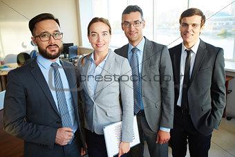 Business company