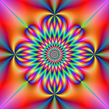Psychedelic Rosette