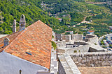 Island of Hvar old fortress