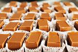 Chocolate sweet blocks