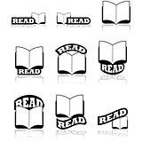 Read icons