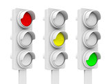 the rating traffic light