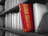 Cloud Solutions - Title of Red Book.