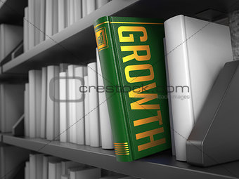 Growth - Title of Green Book.