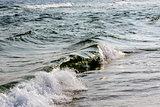 Baltic Sea waters  in the morning sun