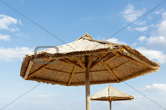 Beach umbrela