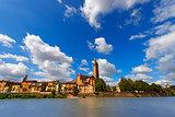 Cityscape of Verona - Veneto Italy