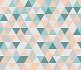 Colorful tile vector background illustration.