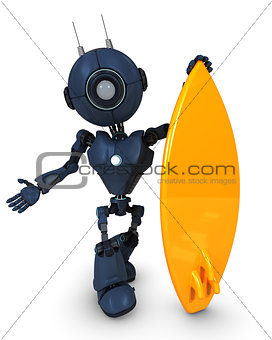 Android Surfer