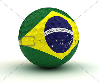 Brazilian Golf Ball