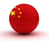 Chenese Golf Ball
