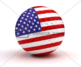 American Golf Ball