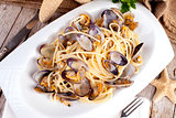 Spaghetti With Clams Recipe