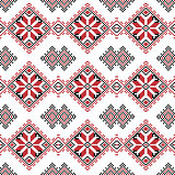Seamless ethnic pattern vector, ornament, illustration art