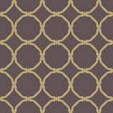 Geometric Seamless  Abstract Pattern