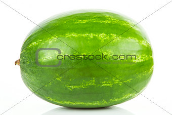 Watermelon isolated.