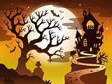Spooky tree topic image 1