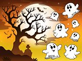 Spooky tree topic image 2
