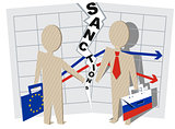 Europe sanctions against Russia