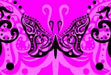 butterfly tattoo background5