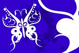 butterfly tattoo background4