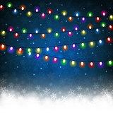 Christmas light