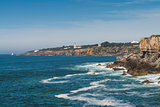 Coastline of Cascais