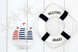 Seaside Symbols
